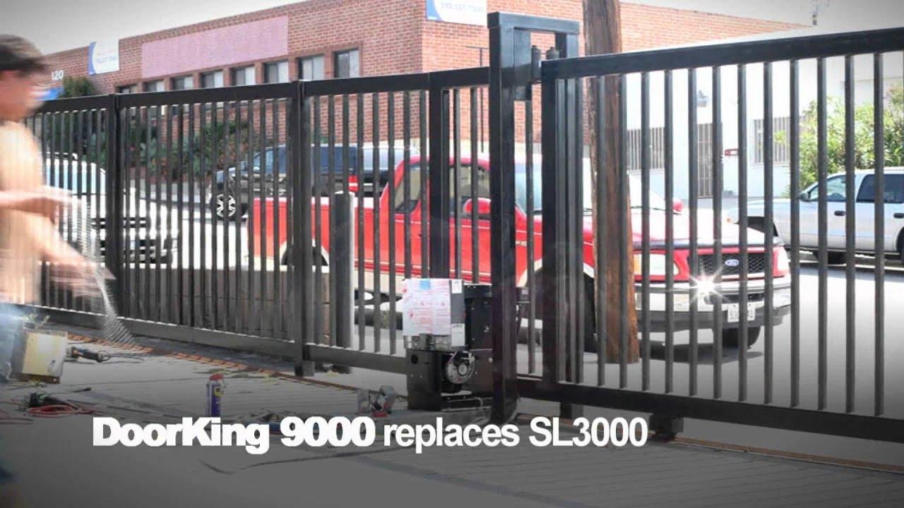 DoorKing-9000-Vehicular-Sliding-Gate-Operator-Replaces-SL3000
