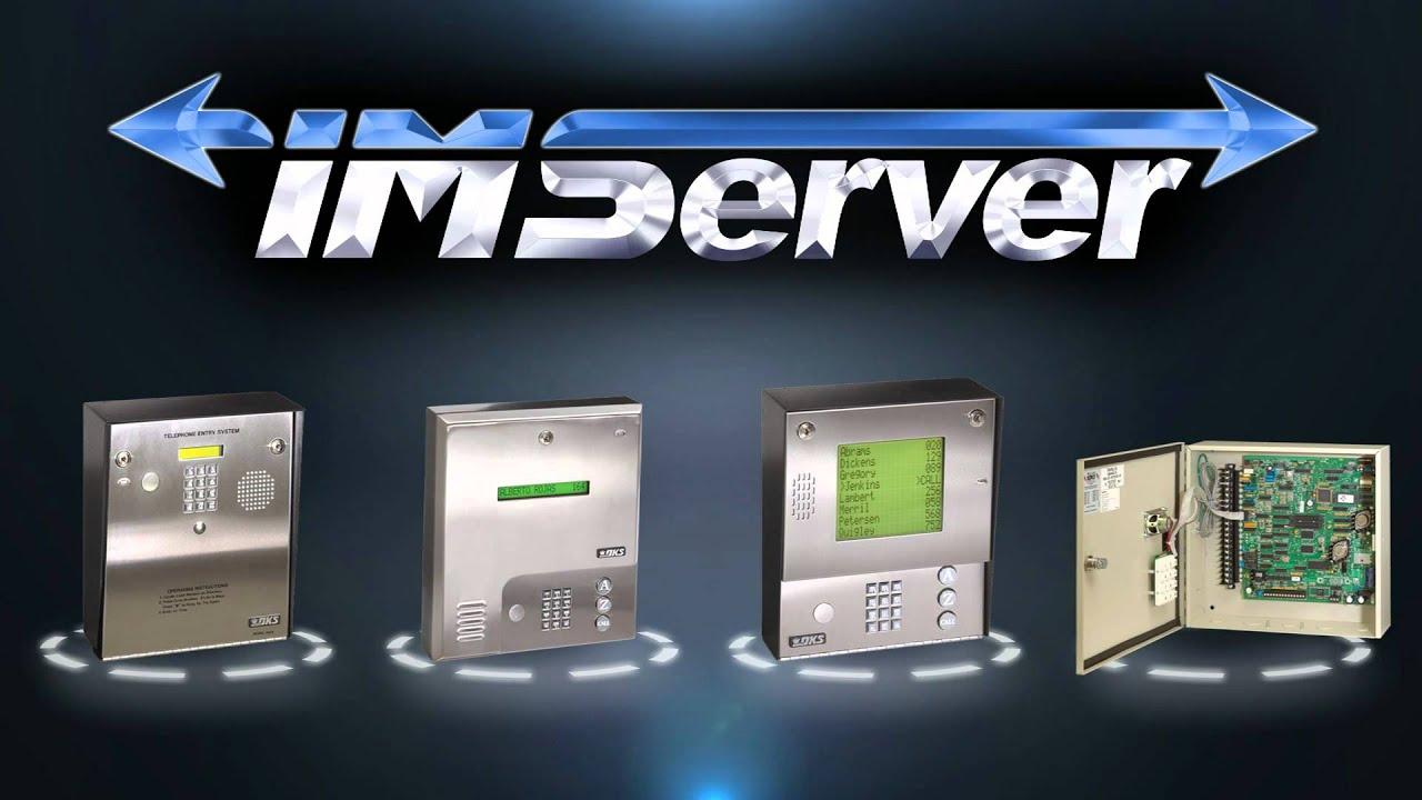 DoorKing-IM-Server-Overview