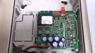 FAAC-S418-Montage-Automatisme-Portail-Battant