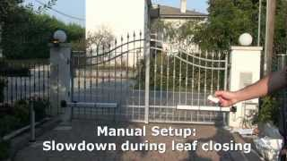 FAAC-S450-Swing-Gate-Operator-Installation