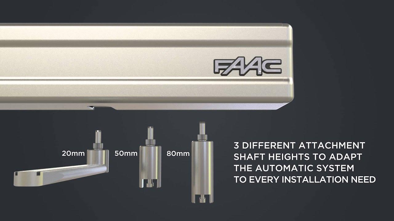 FAAC-950N-Swing-Door-Operator