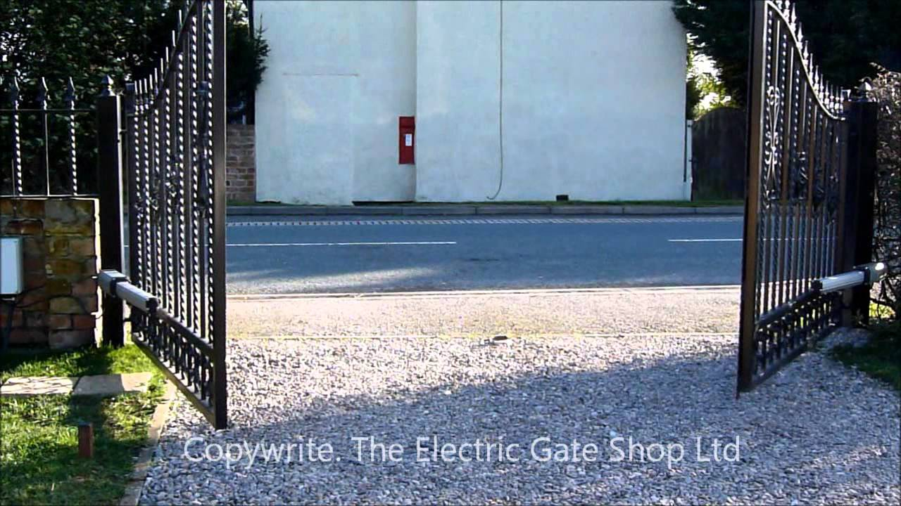 VDS-Double-Electric-Swing-Gate-PM1SC-24V