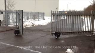 Casit-Industrial-Wheel-Drive-Electric-Gate-System