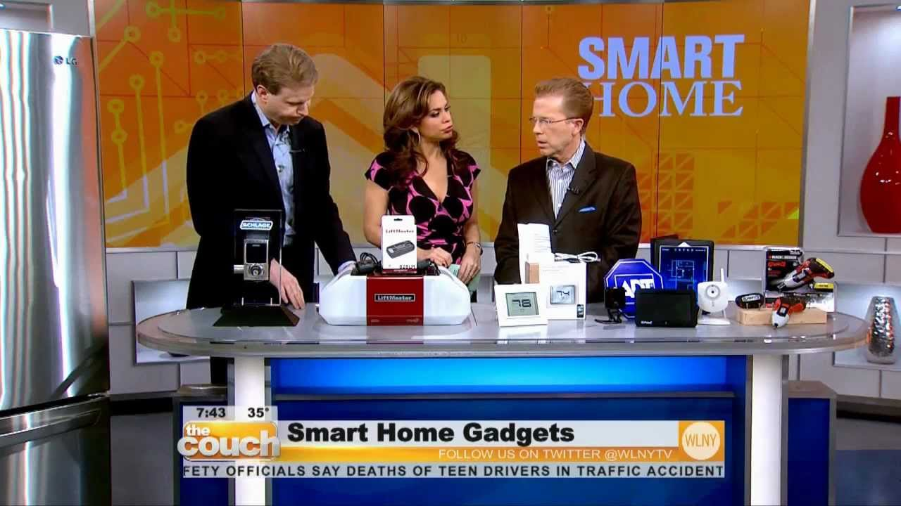 Smart-Home-Gadgets-for-Your-Garage-LiftMaster-MyQ