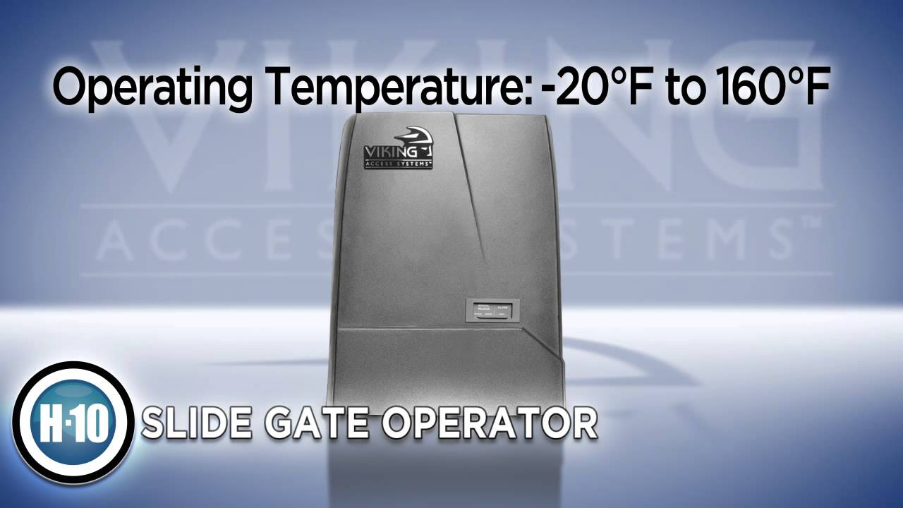 Viking-Access-Systems-H10-Slide-Gate-Operator