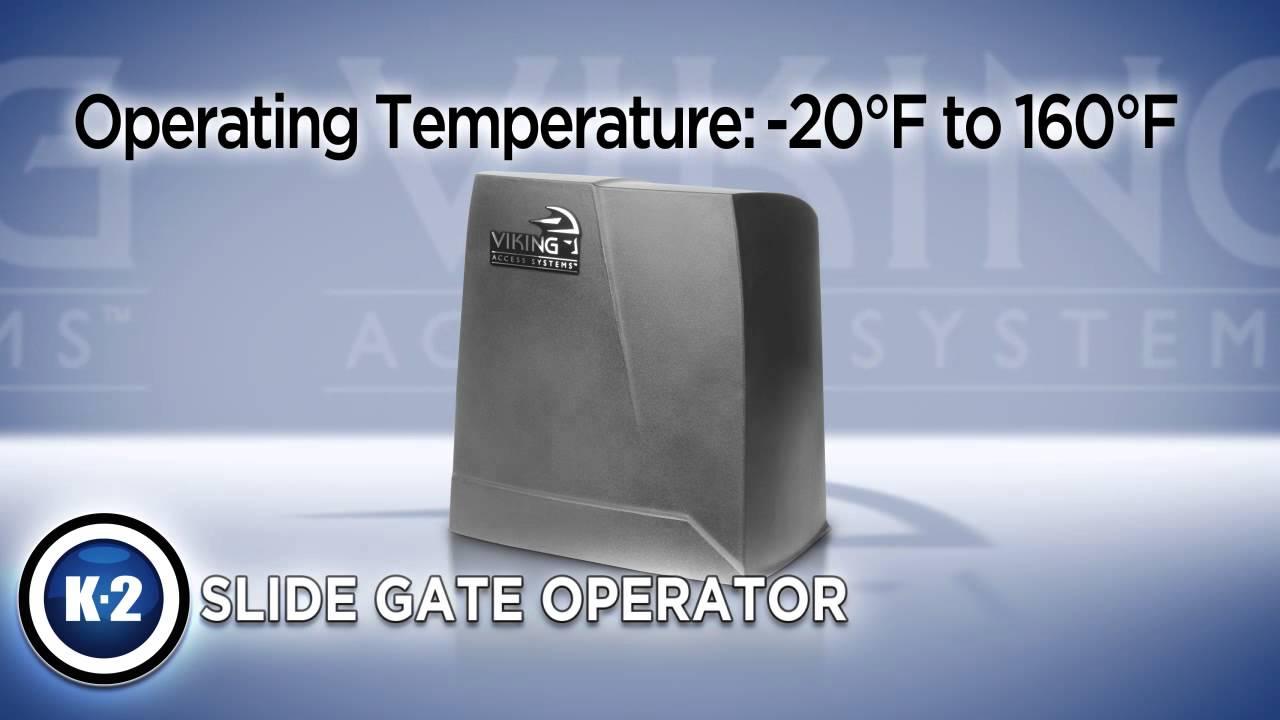 Viking-Access-Systems-K2-Slide-Gate-Operator