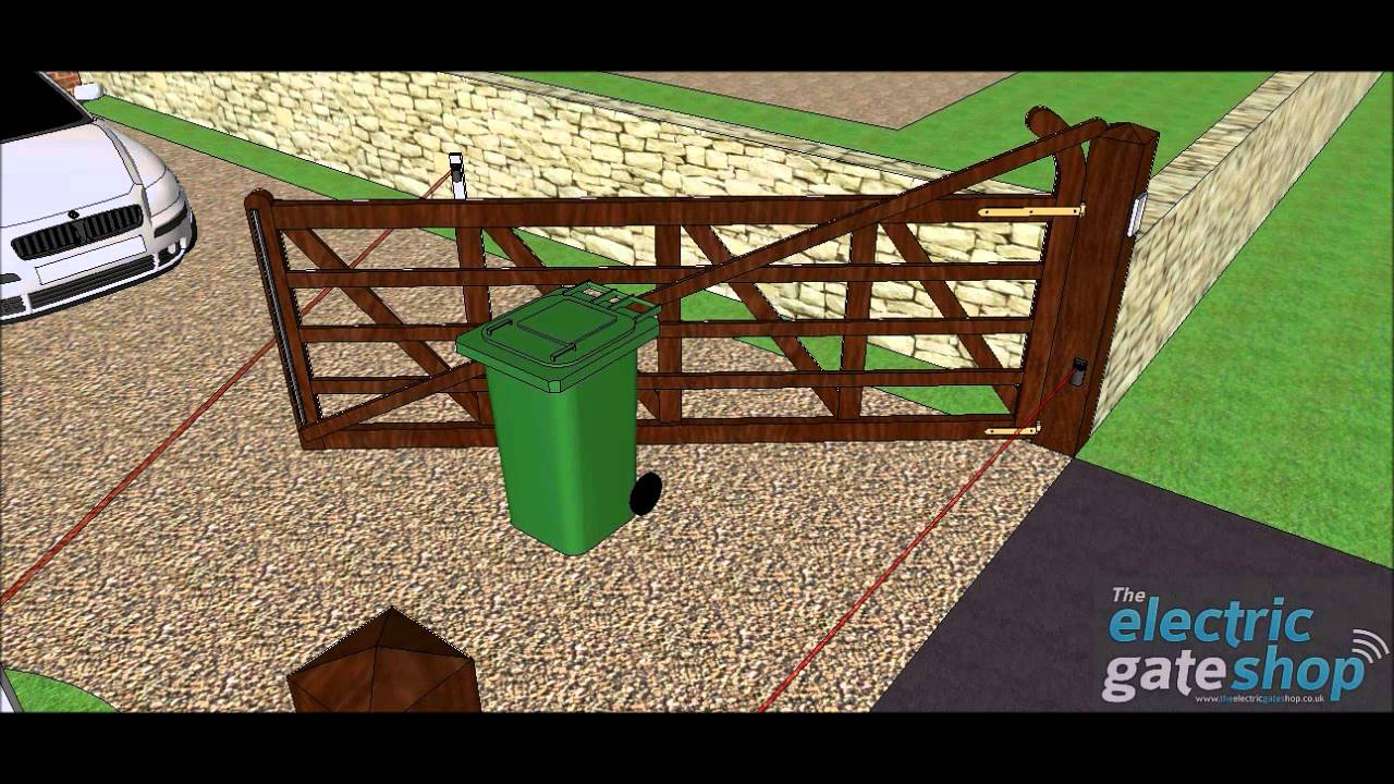 The-Electric-Gate-Shop-Single-Gate-Safety-Video