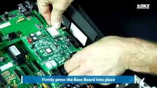 DoorKing-Wireless-Base-Station-Installation