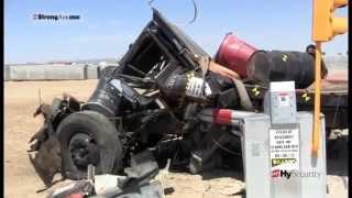HySecurity-StrongArm-M50-Crash-Test