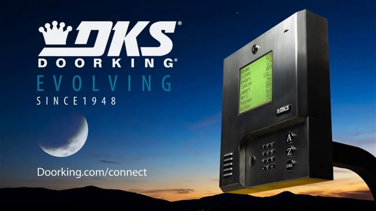 DoorKing-Voice-and-Data-Telephone-Entry