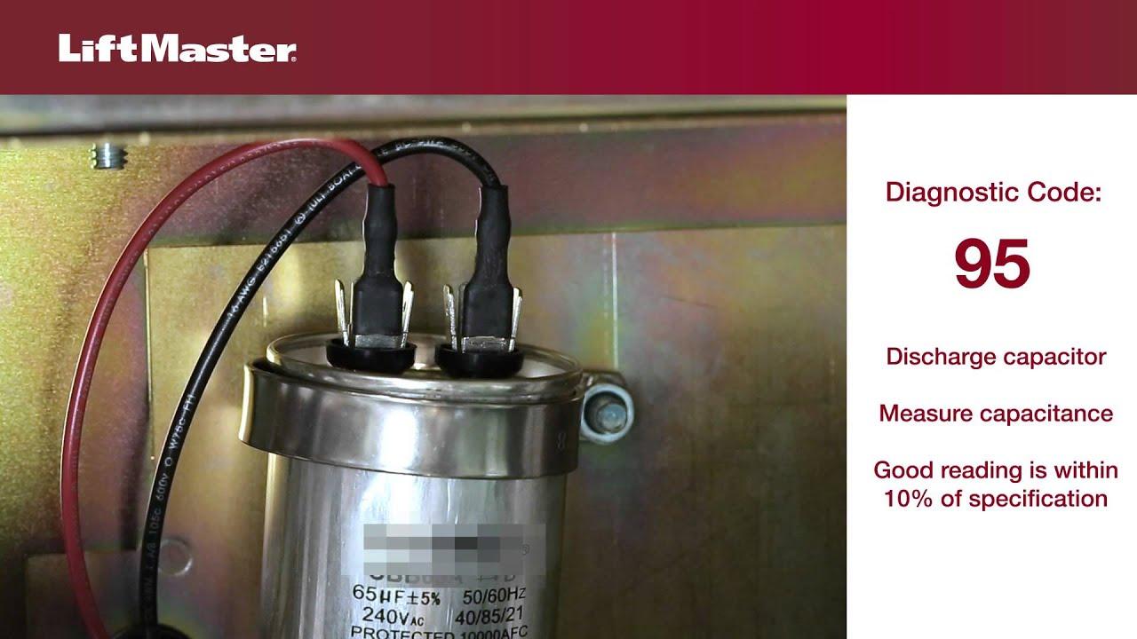 Error-Code-95-Troubleshooting-AC-Gate-Operator-Motor-LiftMaster