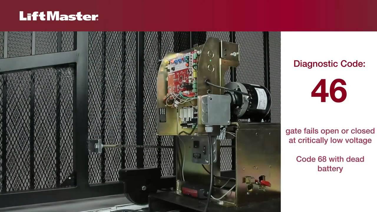 LiftMaster-Error-Code-46-Troubleshooting-Gate-Wireless-Safety-Edge