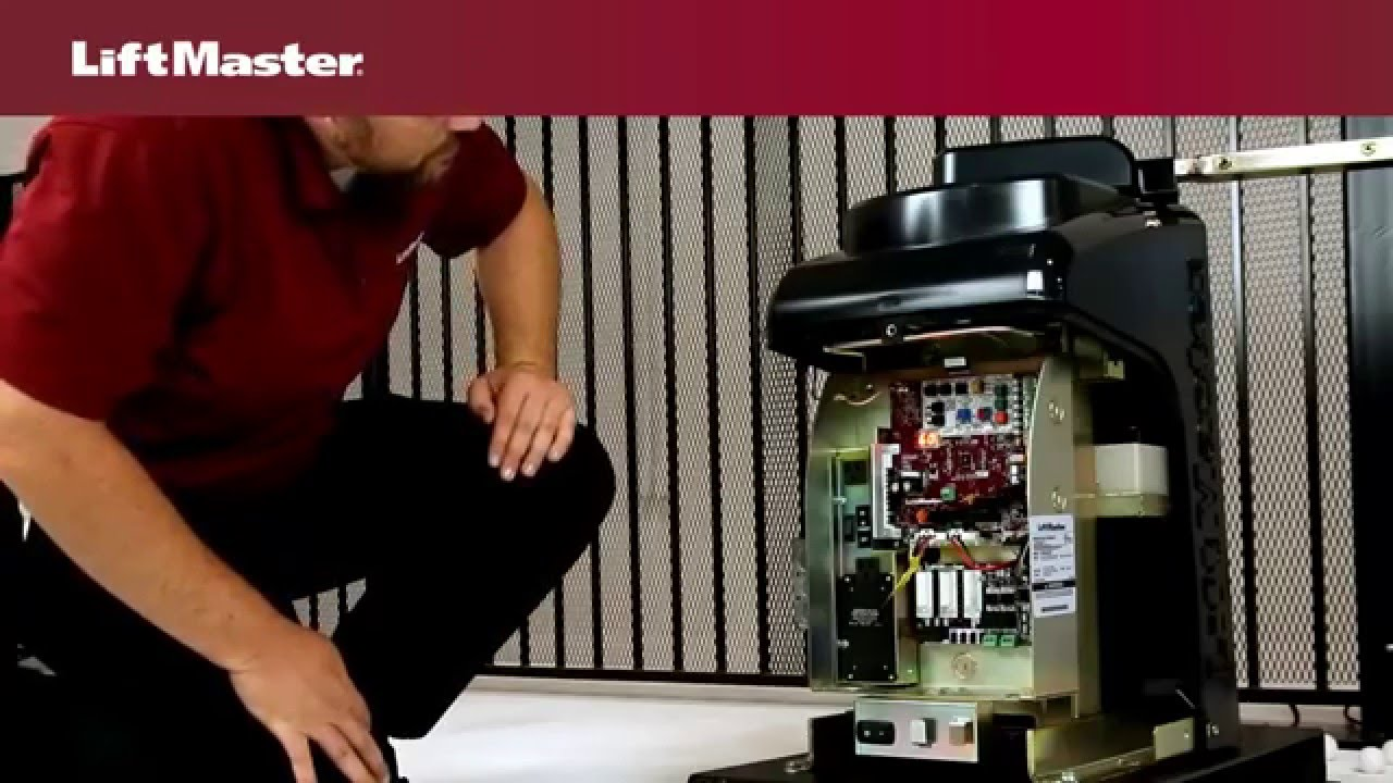 LiftMaster-Error-Code-60-Troubleshooting-Gate-Entrapment-Protection