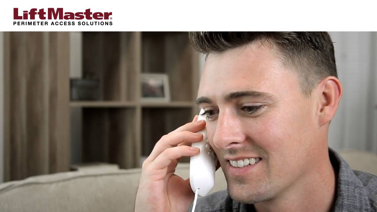 LiftMaster-How-Users-Interact-with-the-IPAC-Telephone-Entry-System