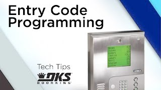 Entry-Code-Programming