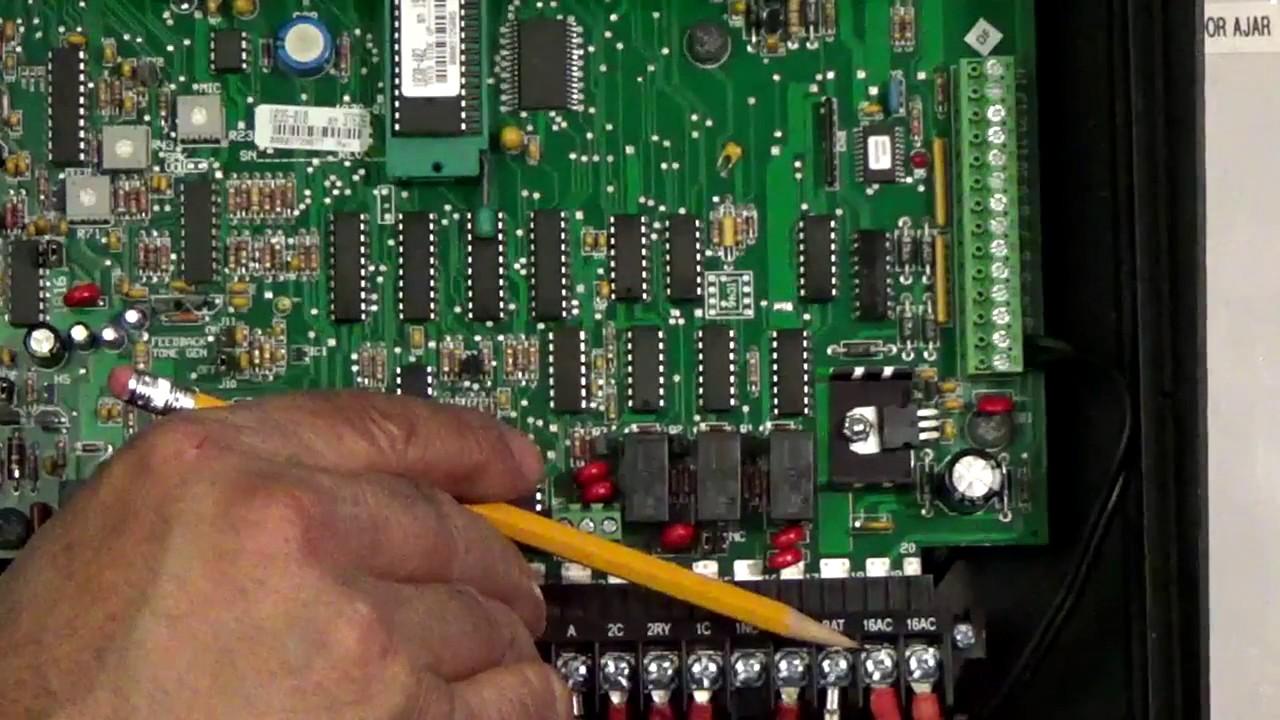 DoorKing-Hardware-Test-RS-232