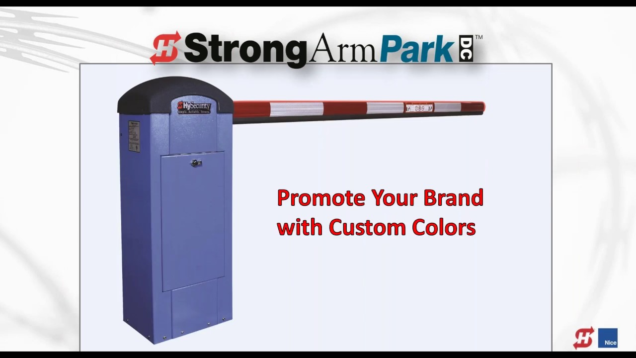 HySecurity-Whats-New-With-StrongArmPark-DC