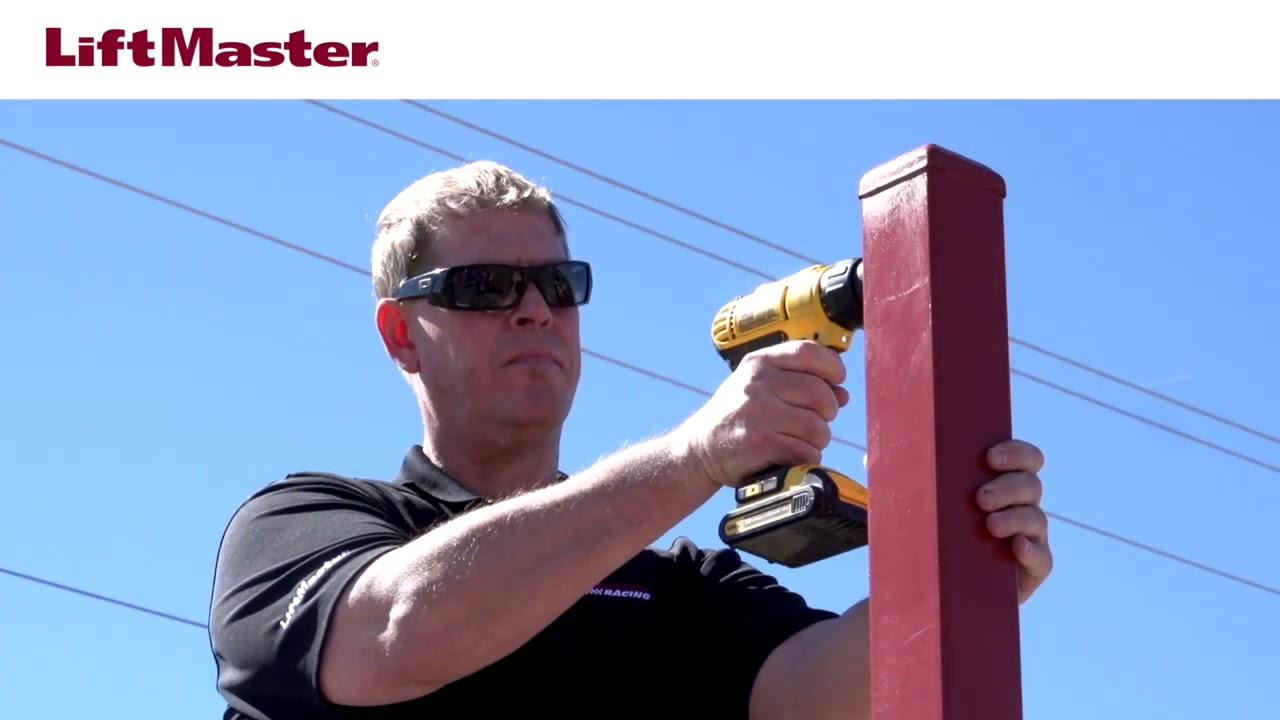 LiftMaster-How-to-Install-the-LiftMaster-LMSC1000-Proprietary-RFID-Long-Range-Reader