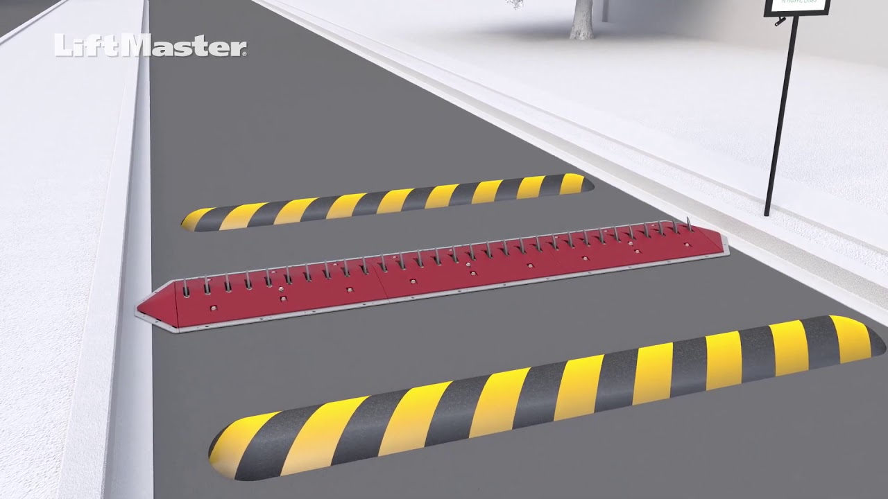 LiftMaster-How-to-Install-LiftMasters-Manual-Traffic-Control-Systems