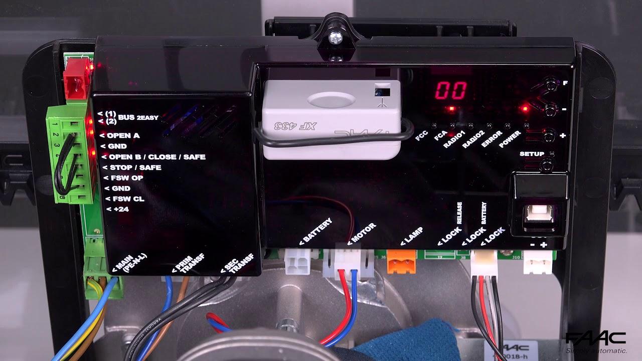 APPAREILLAGE-LECTRONIQUE-E721-Procedure-de-Setup