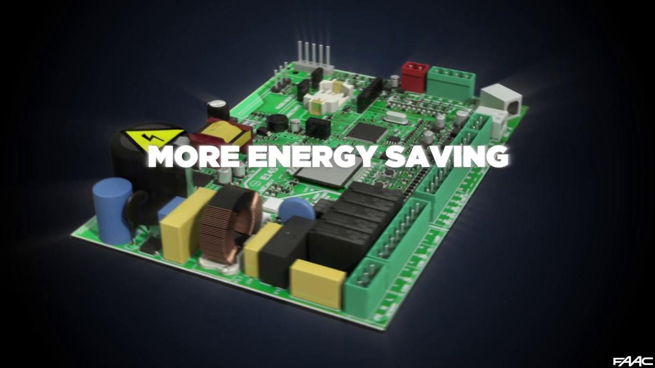 Electronic-control-boards-FAAC-E045-E145