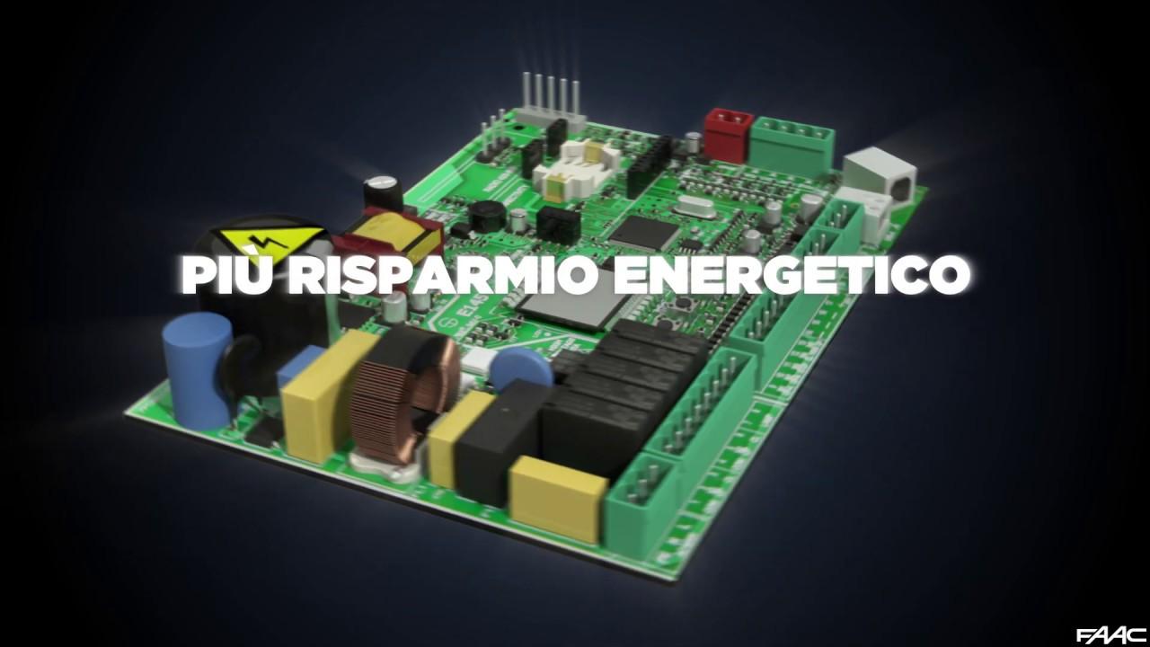 Schede-elettroniche-FAAC-E045-E145-Versione-Italiana