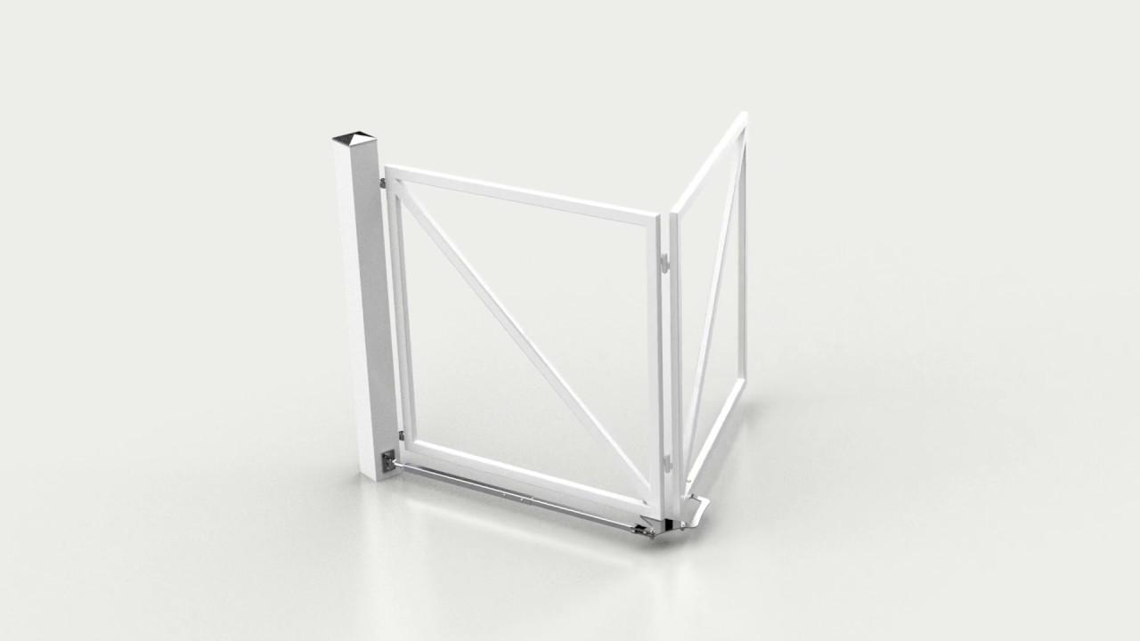 Bi-Folding-Electric-Gate-Bracket-Kit