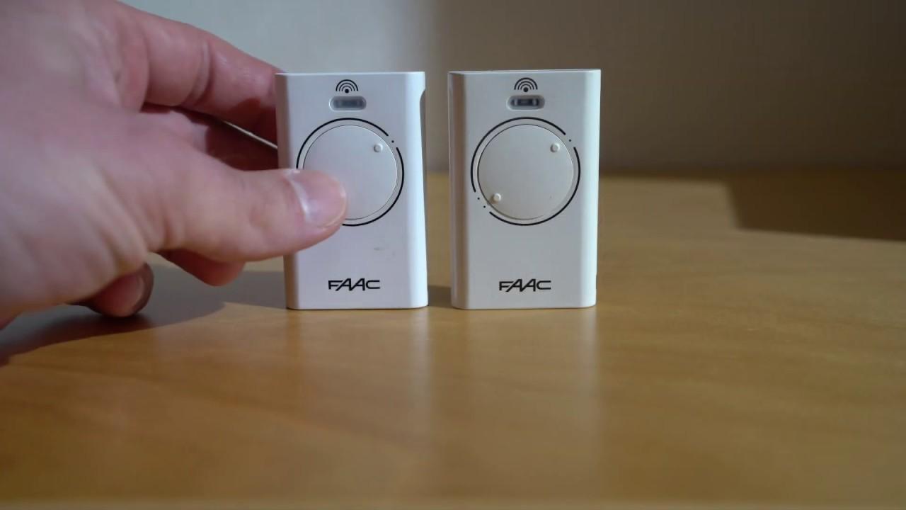 Programmera-FAAC-SLH-Radio-till-fler-fjrrkontroller